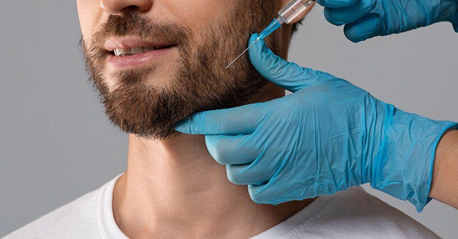 medycyna estetyczna dla mężczyzn